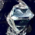 Photograph of diamond.