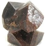 Photograph of zircon.